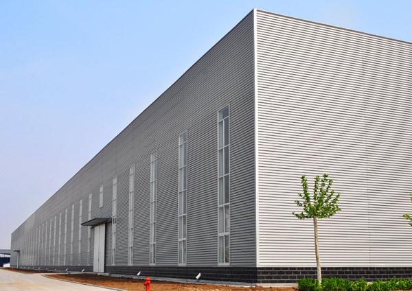 轻钢结构-廊坊天荣钢结构建筑工程有限公司